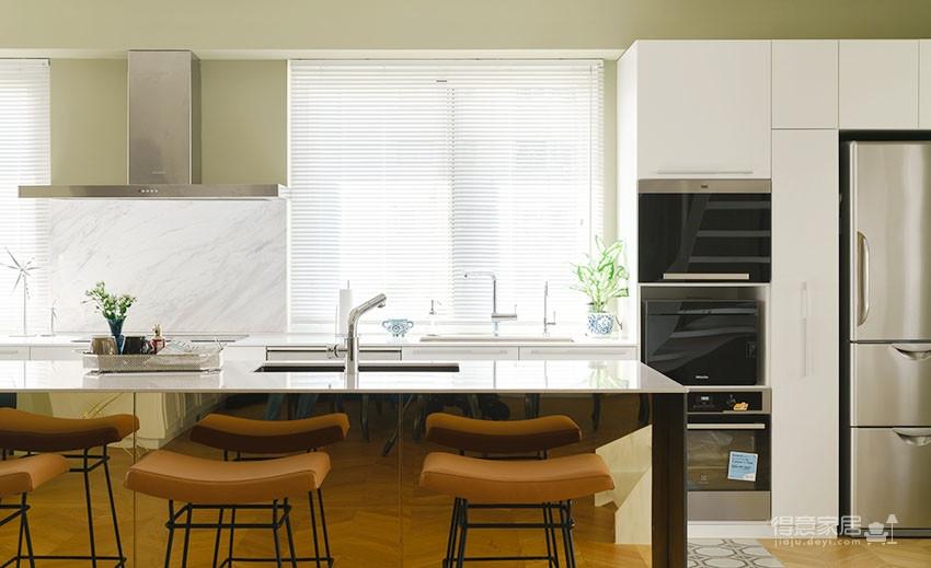 60平美式风loft,复古公寓的温馨感图_9