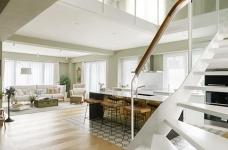 60平美式风loft,复古公寓的温馨感图_7