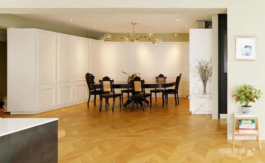 60平美式风loft,复古公寓的温馨感图_18