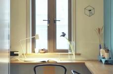 45平法式北欧设计  淡淡巴黎风图_10