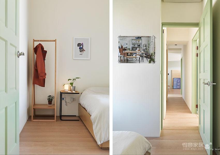 日式白色木质风,MUJI家具带来清新感