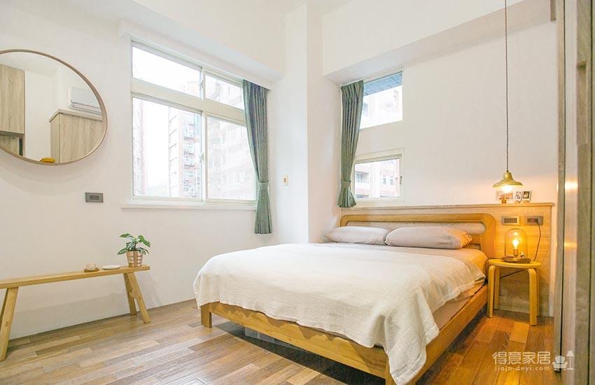 58平小居室,化身颜值收纳兼备的工业风图_10