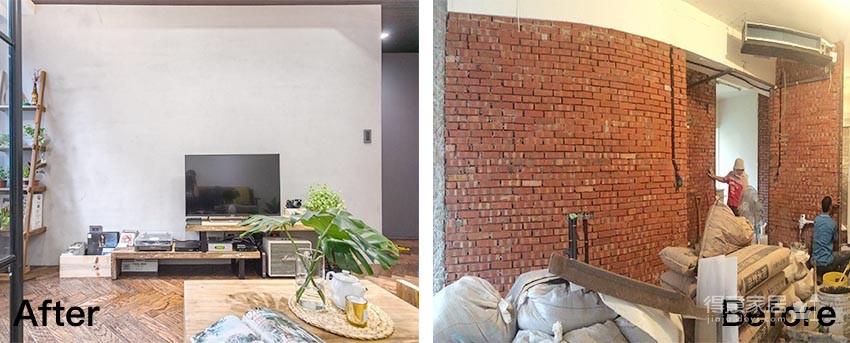 58平小居室,化身颜值收纳兼备的工业风图_4