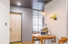 58平小居室,化身颜值收纳兼备的工业风图_8