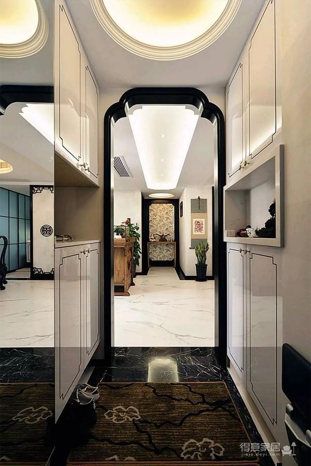 110平米的舒适三房