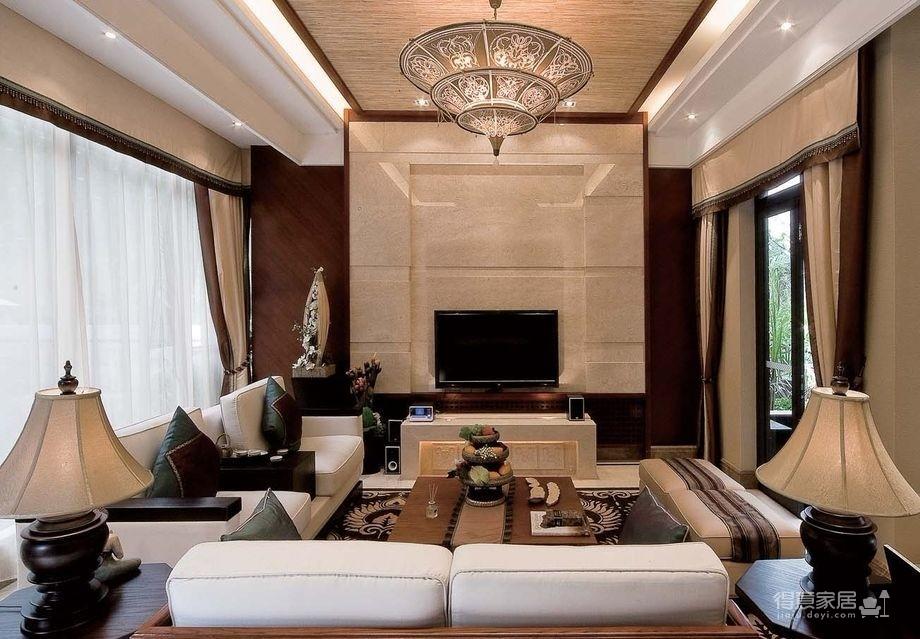 东南亚民族特色家居设计