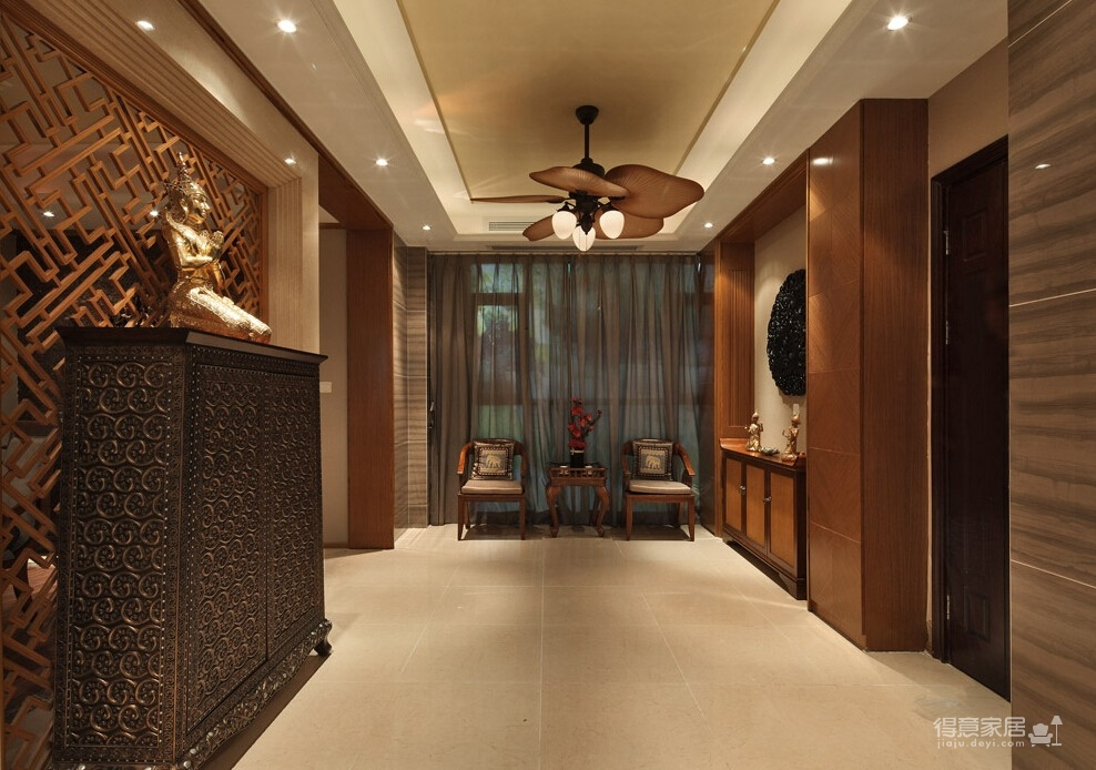 唯美的东南亚风格