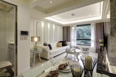 君悦悦府170平欧式三室两厅