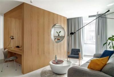 30平米北欧极简小公寓