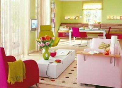 魔法造墙巧妙增加客厅空间