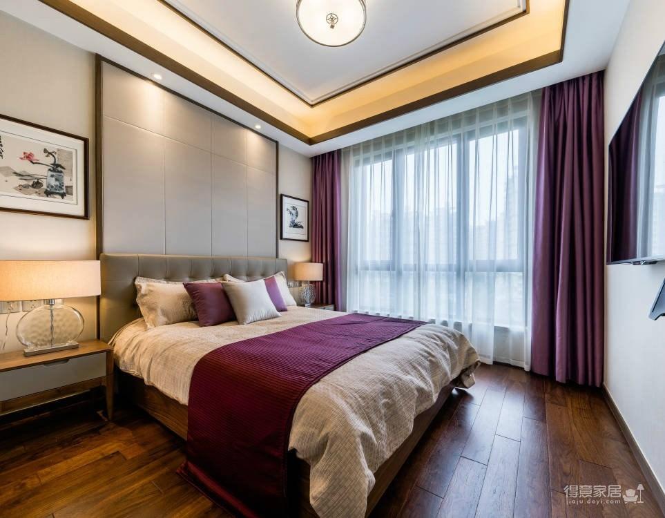 175㎡ 四室两厅,中国人的传统情怀与时尚气息的融合