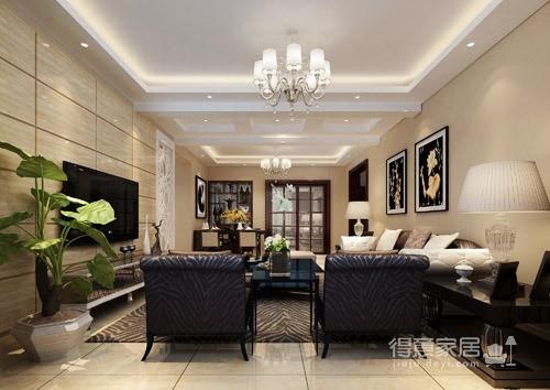 三居室--西式古典