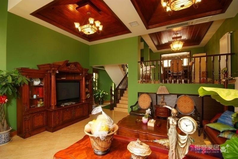 12万打造139平东南亚风格复式之家