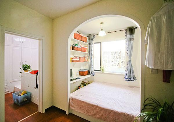 小小空间如何体现出温暖和舒心?