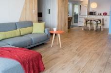 木质清新调的现代家,开发式厨房好棒!图_9
