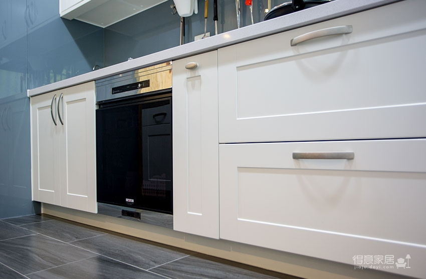 木质清新调的现代家,开发式厨房好棒!图_10