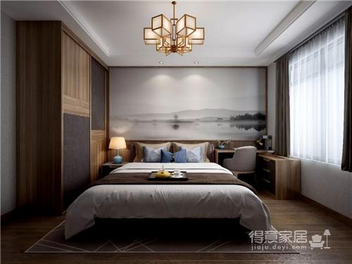 新中式装修美得让人心动!