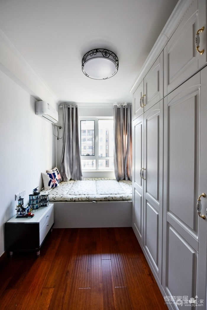 我的145㎡美式二套房,当然要装成我最爱的样子图_12