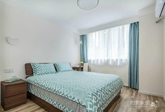 89㎡北欧风,清新明亮的空间使这个家更显舒适温馨! 图_3