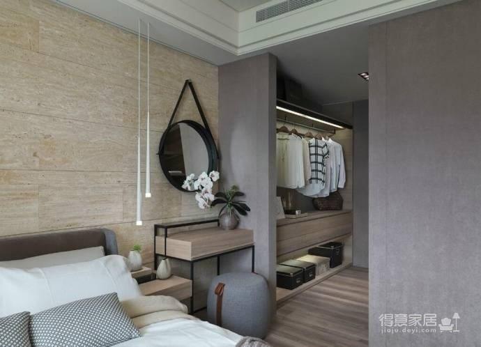 120㎡现代简约风,增加家的温馨舒适感! 