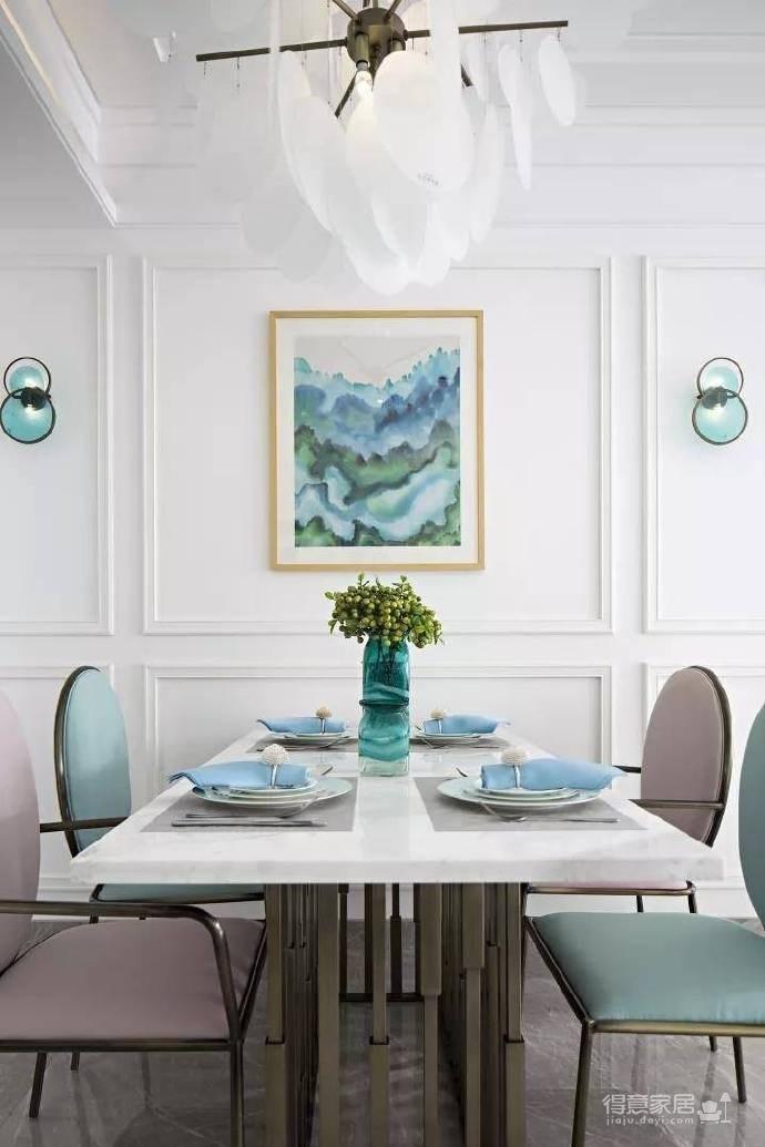 纯净的白与优雅的蓝总让人怦然心动! 图_6
