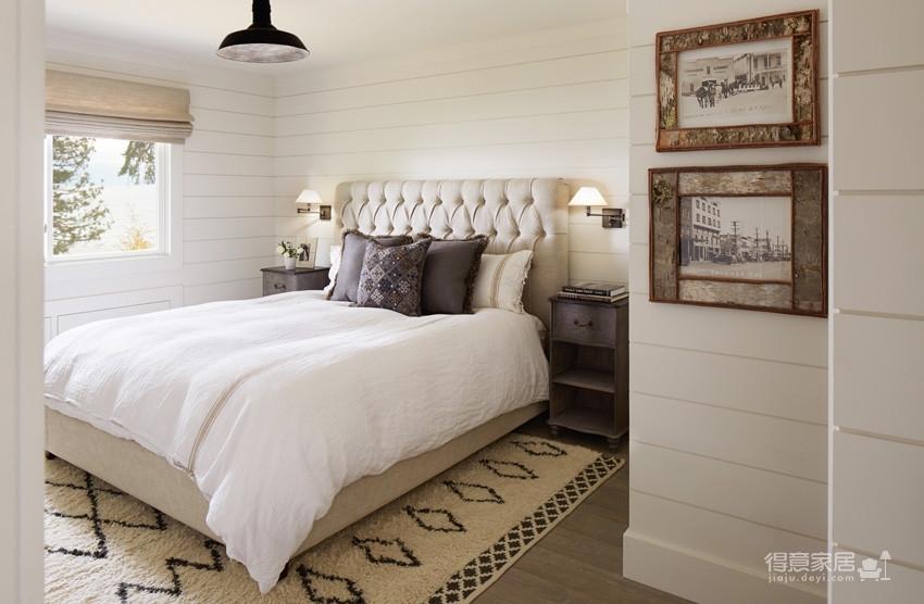 暖色调法式风的家,浓浓的温馨居家感!