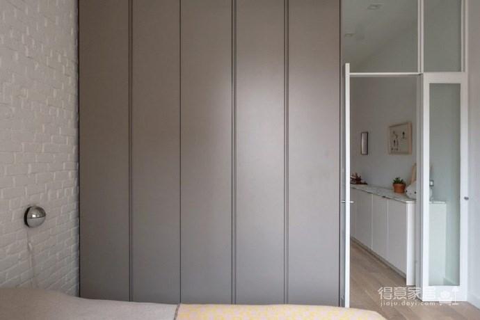 现代简约的新家,超有个性的不锈钢壁炉图_5