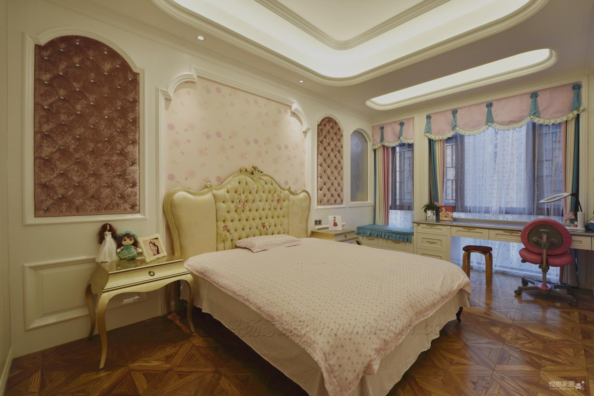 卢浮神韵——给你殿堂般的居家体验