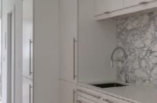 现代简约的新家,超有个性的不锈钢壁炉图_6