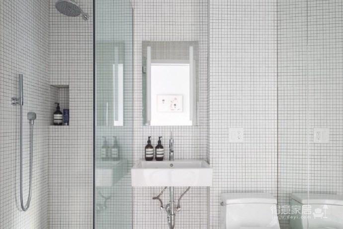 现代简约的新家,超有个性的不锈钢壁炉图_7