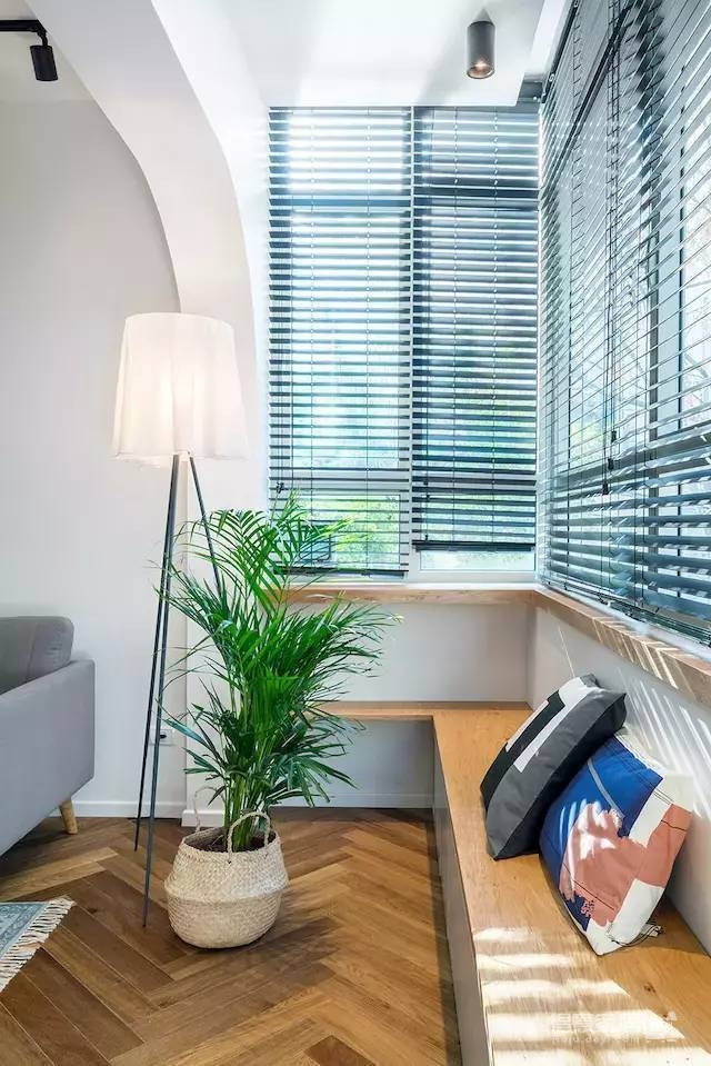 58㎡公寓如何同时满足工作与生活?!图_5
