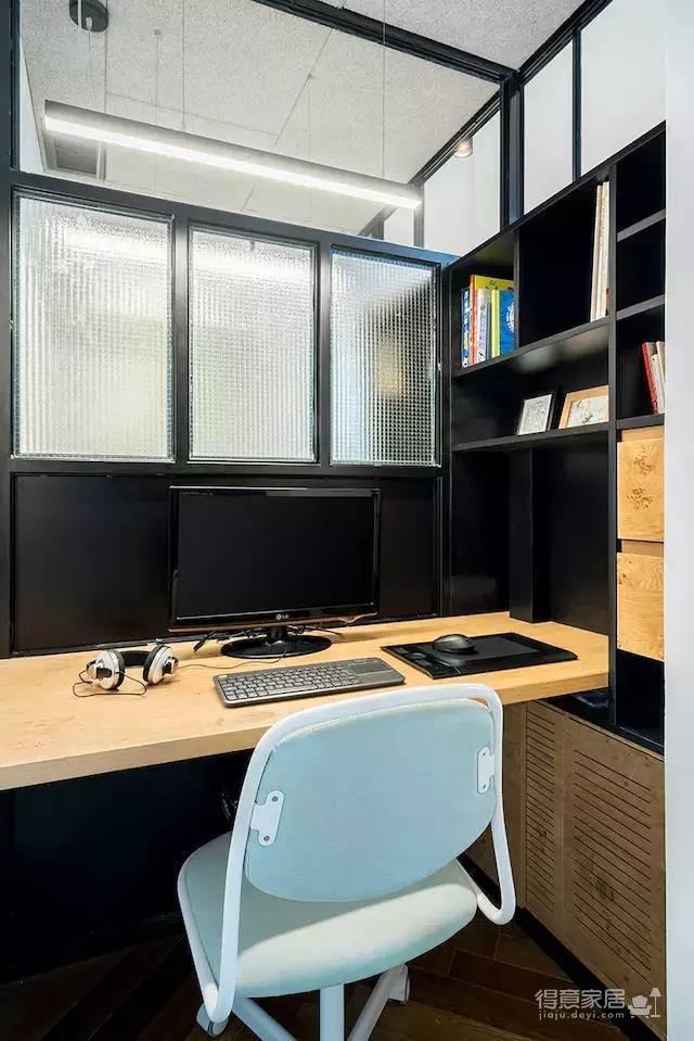 58㎡公寓如何同时满足工作与生活?!图_2