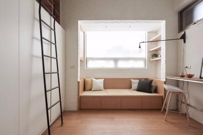 30平方 旧房改造 小户型日系小窝