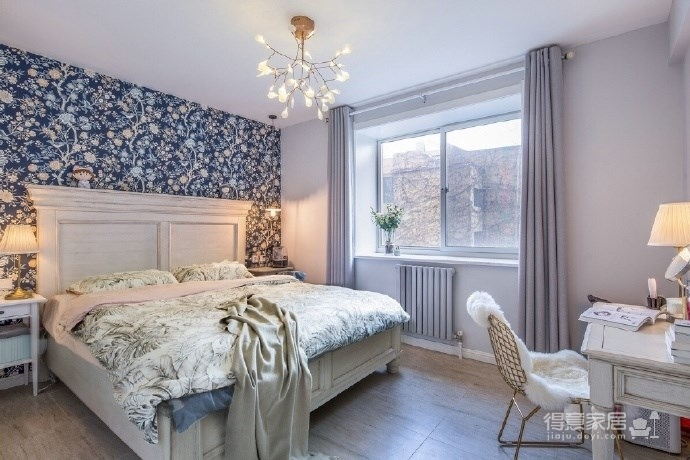 简洁的造型,精致的软装,北欧的新家!