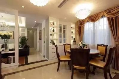 简欧风格的新房装修好漂亮!