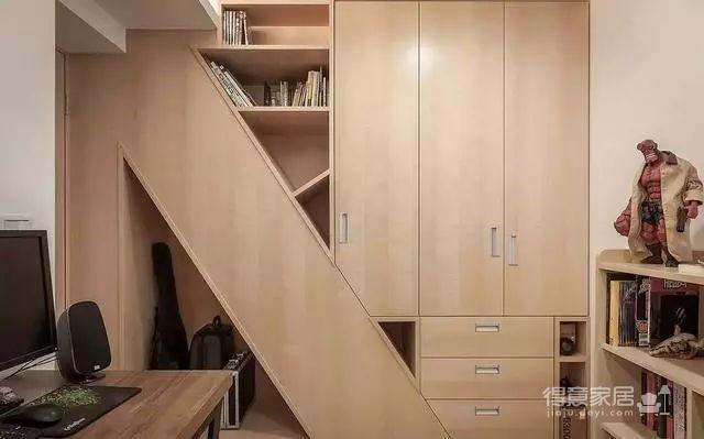 简约3室2厅装修,木质感满满就是舒心!