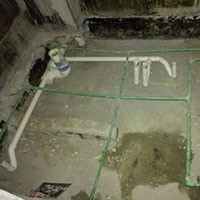 【瑞士卢森地板第11届家装日记大赛58】--更新 OL 净水器安装