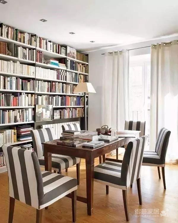 80㎡混搭二居室装修,爱书的人不能错过!