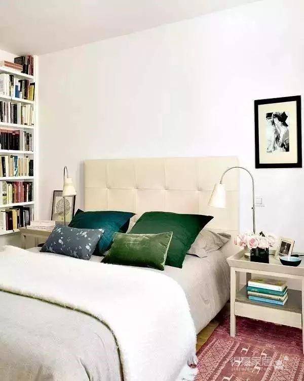 80㎡混搭二居室装修,爱书的人不能错过!图_5