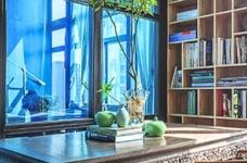 思丽室内设计作品——极具东方美学的设计师办公空间图_5