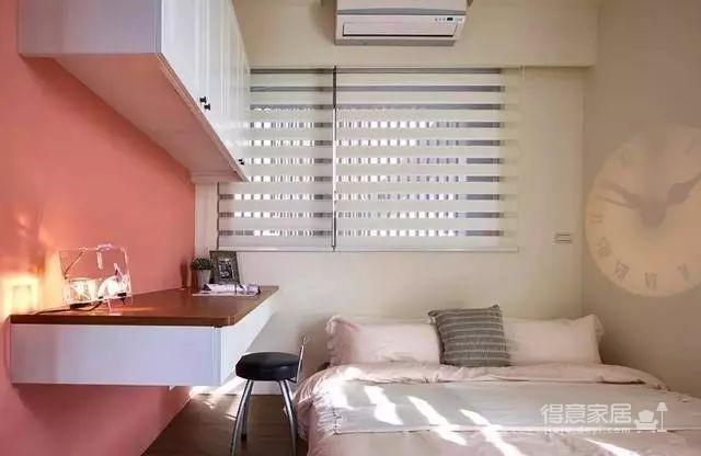 90㎡美式两居室装修,迎接立夏的明媚阳光!