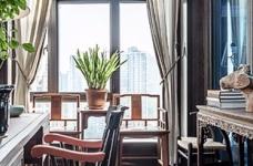 思丽室内设计作品——极具东方美学的设计师办公空间图_9