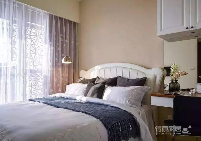 90㎡美式两居室装修,迎接立夏的明媚阳光!图_8