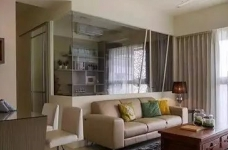 90㎡美式两居室装修,迎接立夏的明媚阳光!图_5