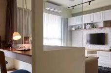 90㎡美式两居室装修,迎接立夏的明媚阳光!图_3