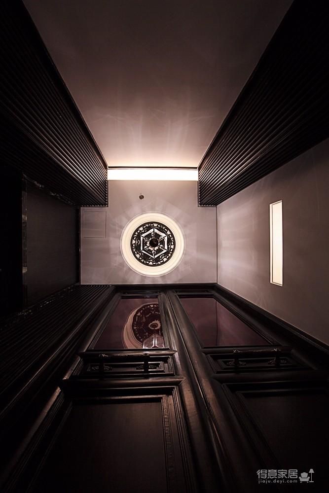 思丽室内设计作品——极具东方美学的设计师办公空间图_3