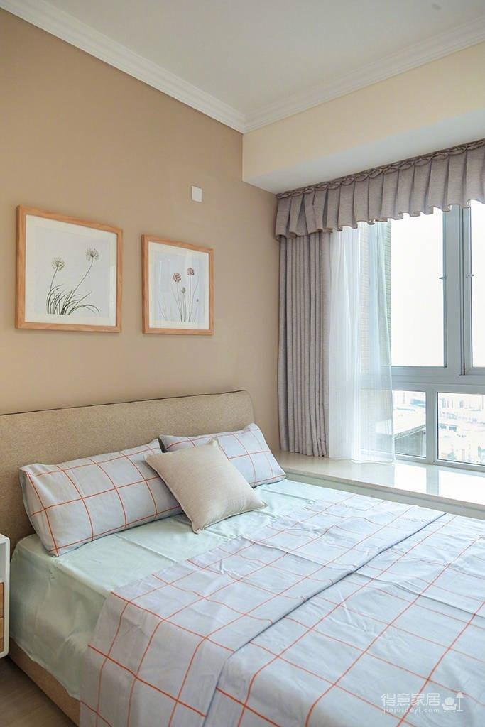 100平米现代风格三居室,浓浓的生活气息!
