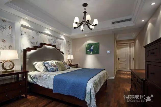 160平现代美式家