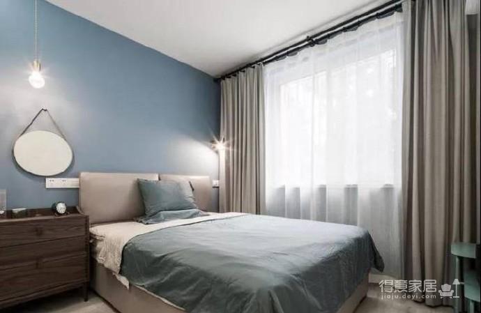 50平一室一厅小公寓,真美!  