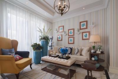 165平米四居室美式风格